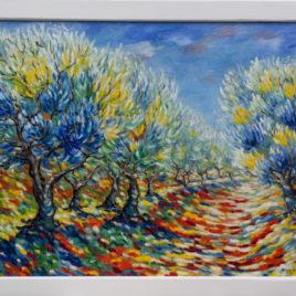 Olijvenboomgaard