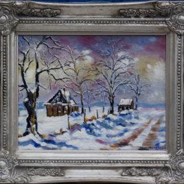 Sneeuwgezichtje 2