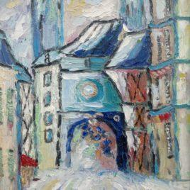 Tour d'horloge Rouen
