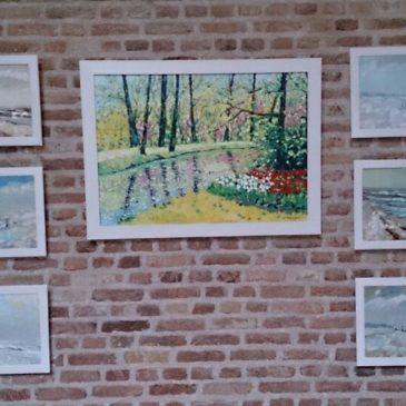 Expo in Kloostergangen