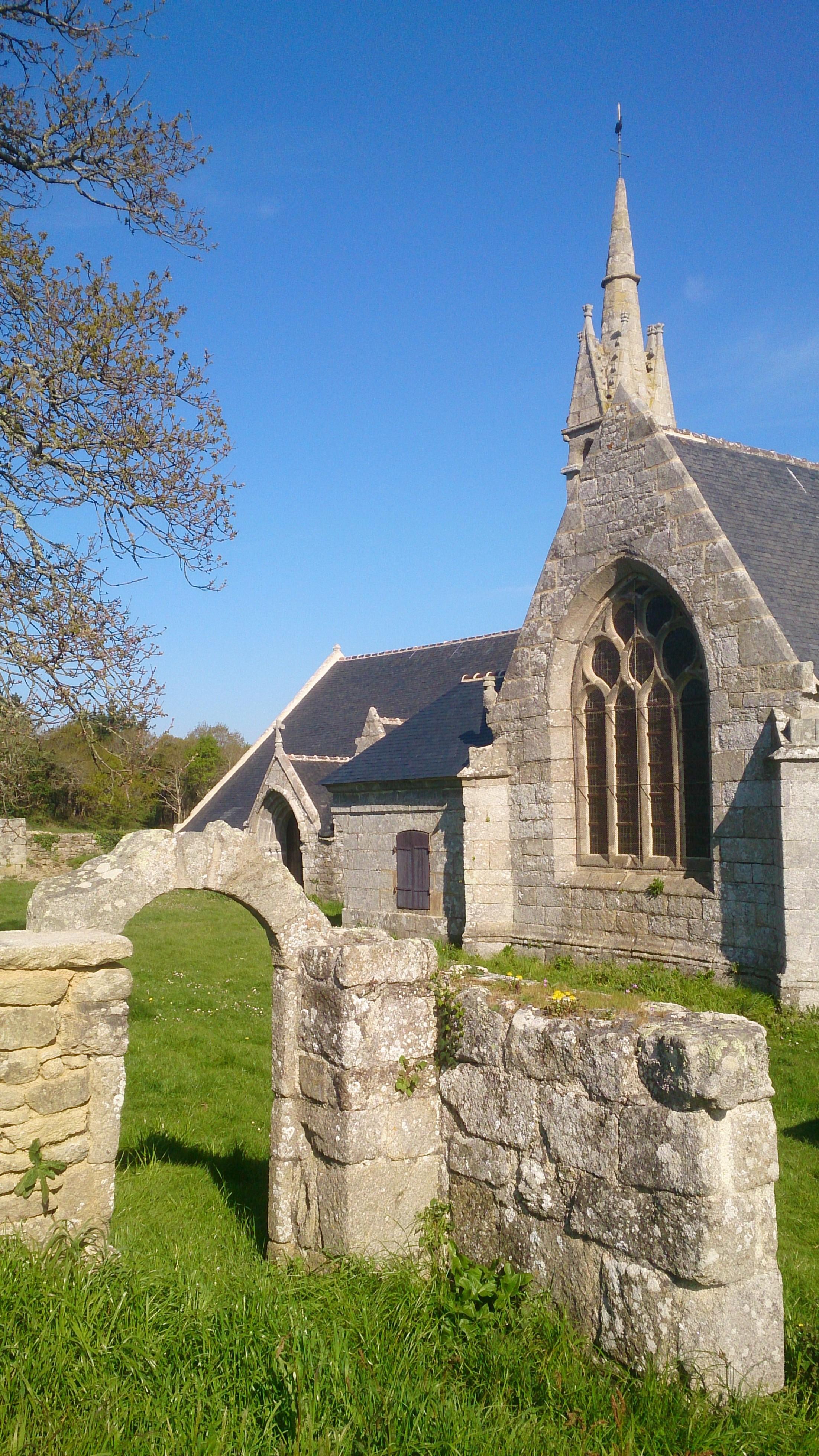 Kapel in Bretagne