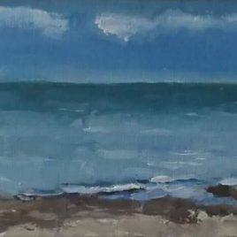 Zee Domburg augustus